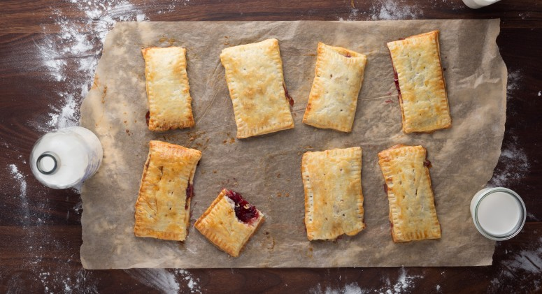 Homemade Cherry Pop-Tarts Make Breakfast So Much Fun
