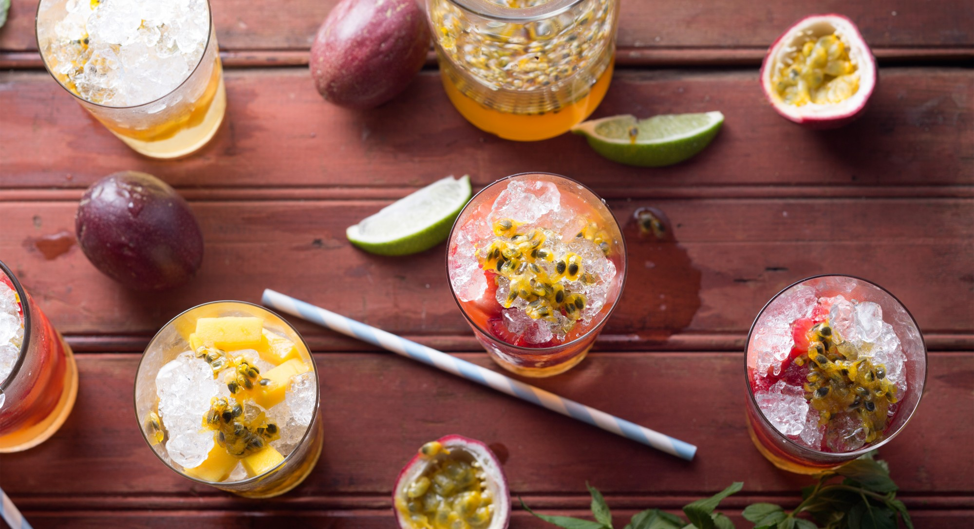 Farmers Market Find: An Icy, Tangy Passion Fruit Treat