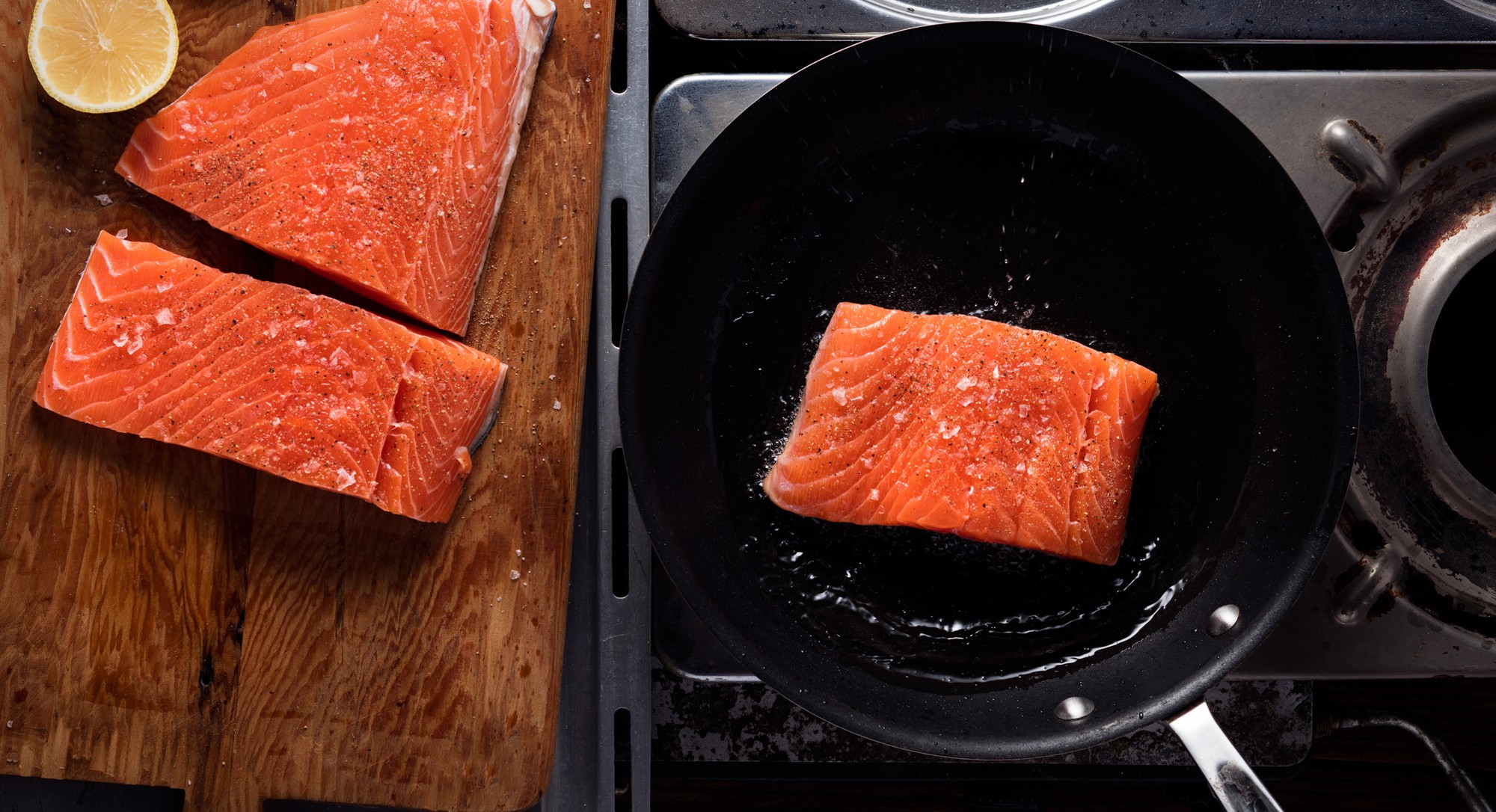 Kitchen hack how to cook fish perfectly every time for How to cook a fish