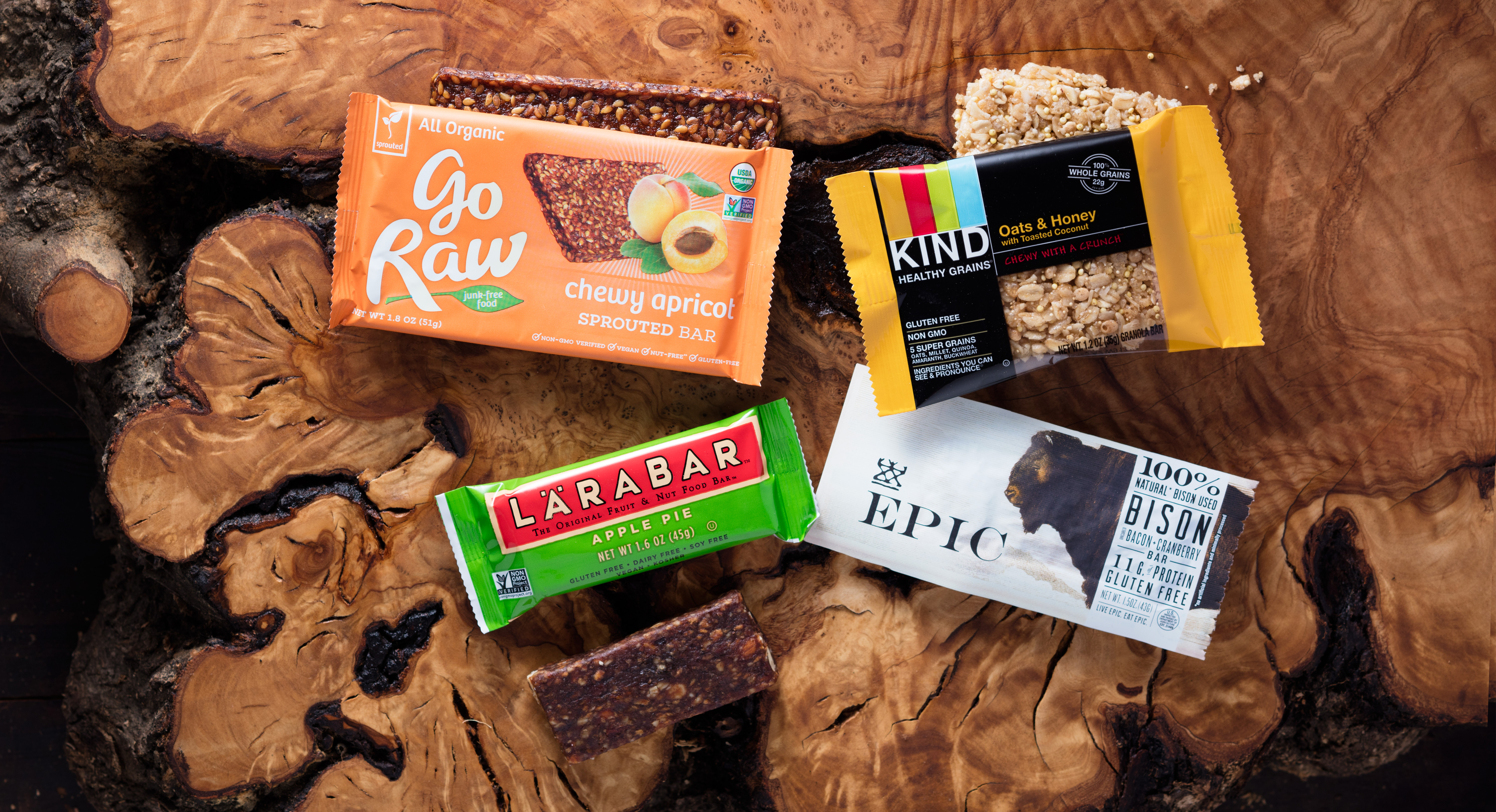 How to Pick a Food Bar