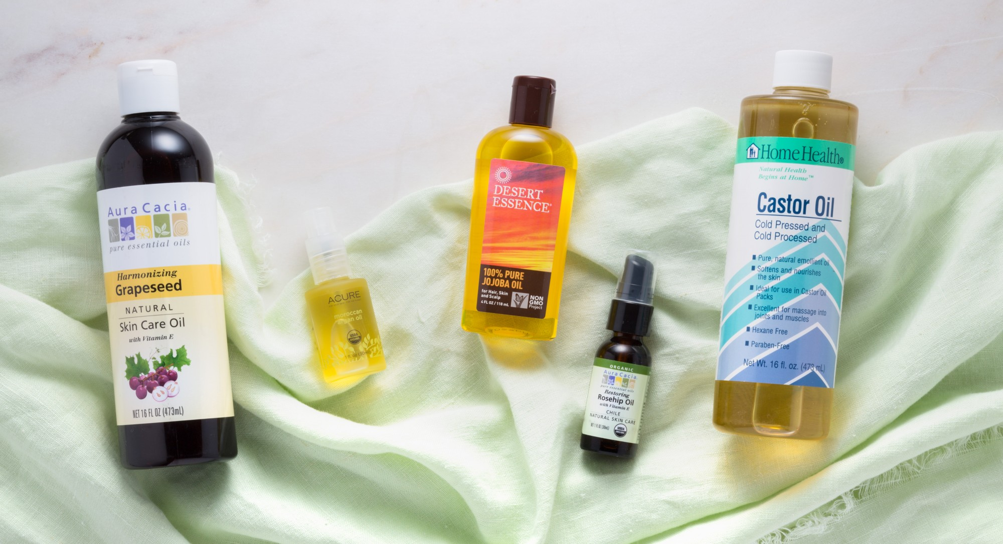 Want to Fight Acne and Fine Lines? Toss Your Face Wash and Try Oil Cleansing
