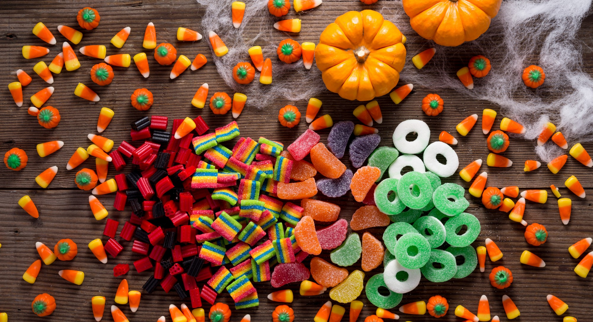 Boo! These Halloween Candy Ingredients Are a Fright
