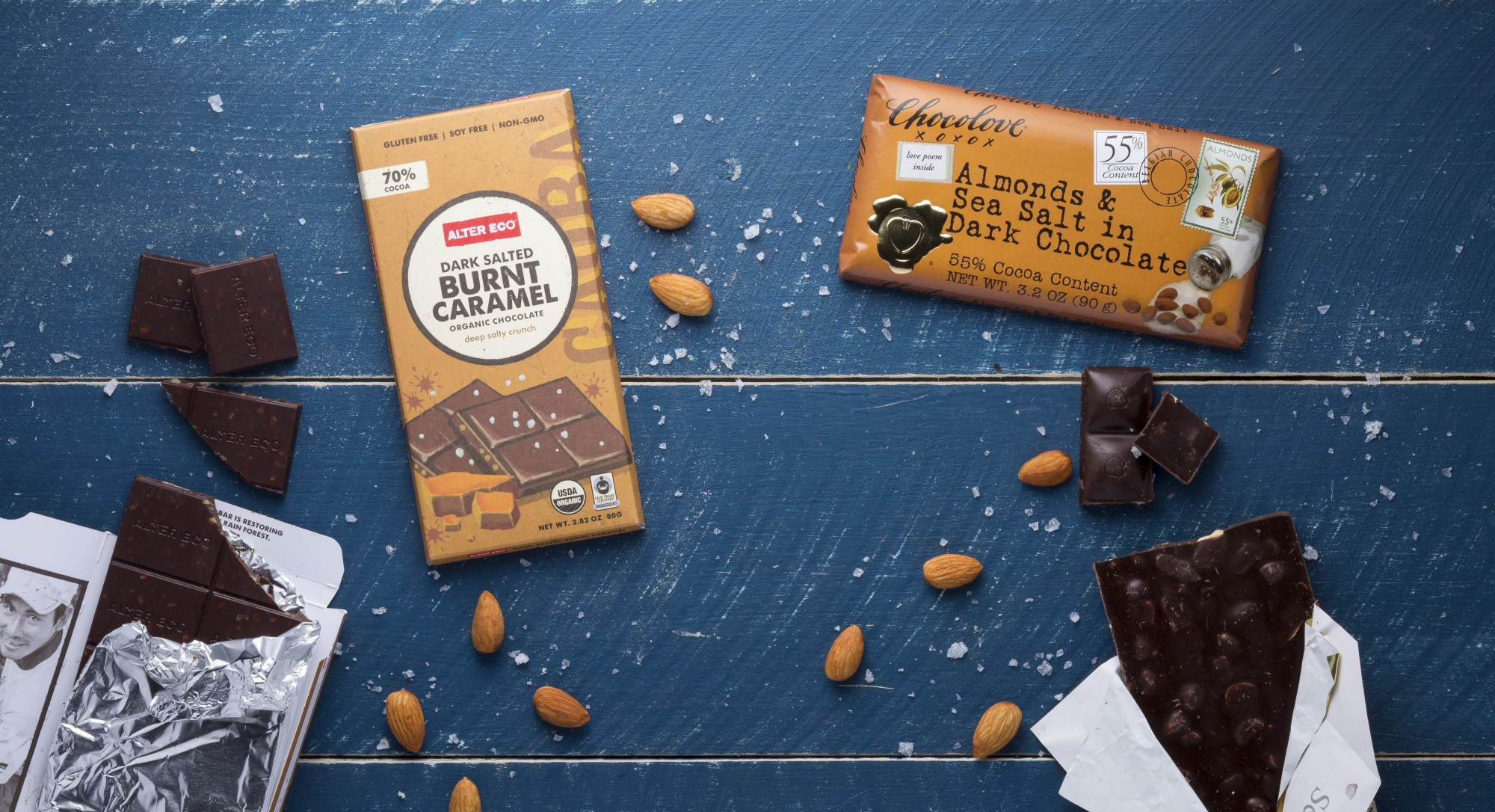 These 5 Superfood Chocolate Bars Put Plain Old Milk Chocolate To Shame
