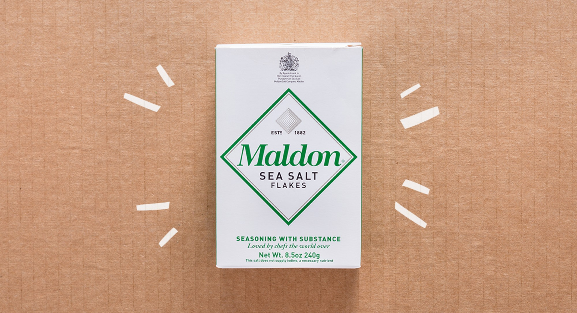 Healthy Obsession: Pass the (Maldon) Salt, Please!