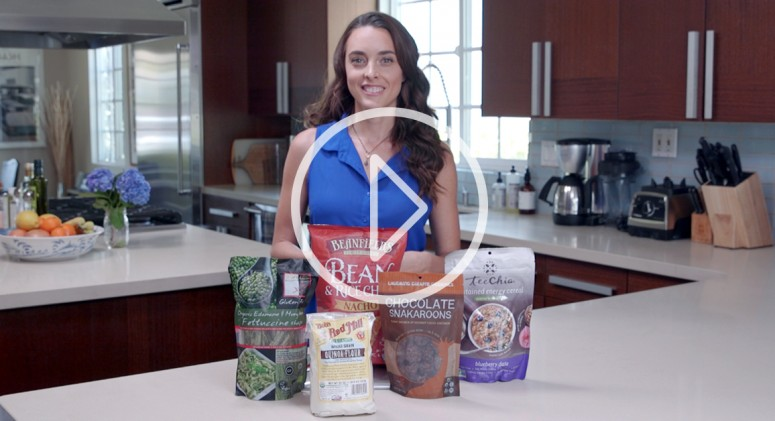 WATCH: These 5 Gluten-Free Goodies Make Cutting Carbs So Good