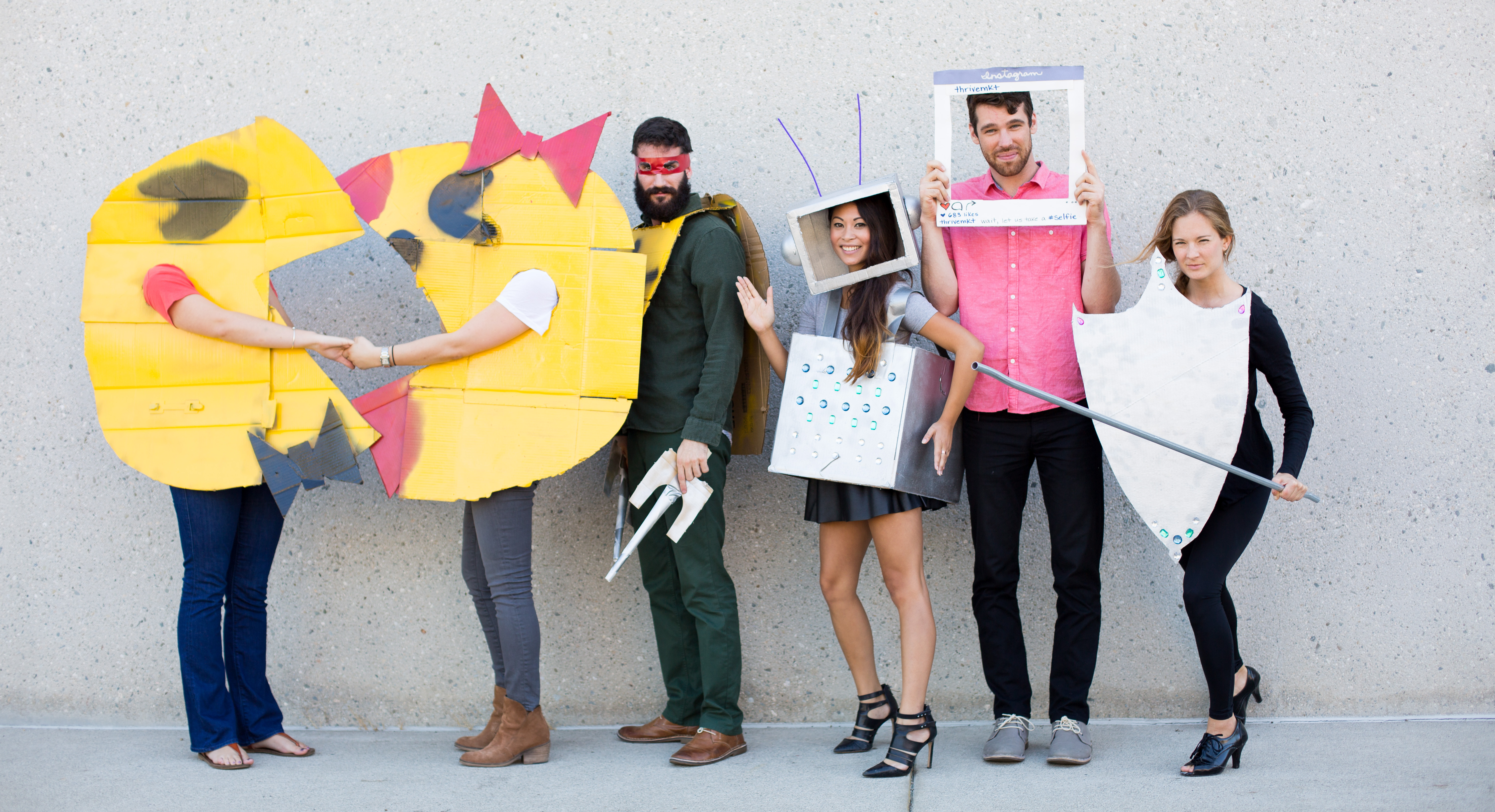 Enter To Win $1000 In Our Spooktacular DIY Halloween Costume Contest