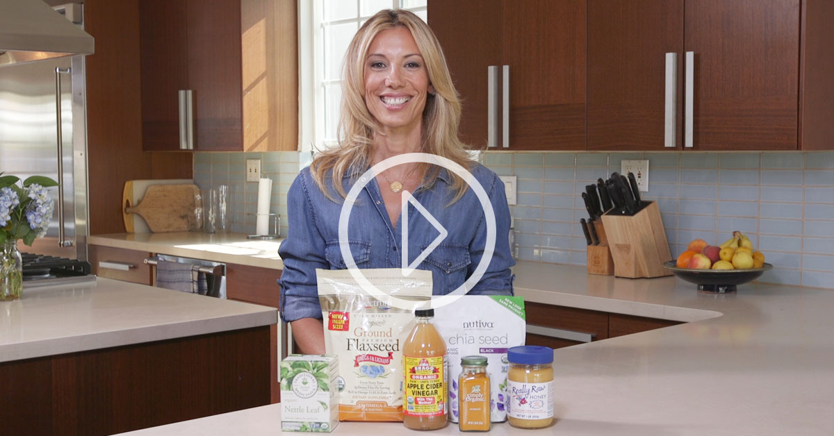 WATCH: Osteopath Vicky Vlachonis Shares Anti-Inflammatory Food Swaps