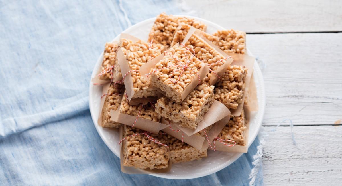Brown rice krispie treats