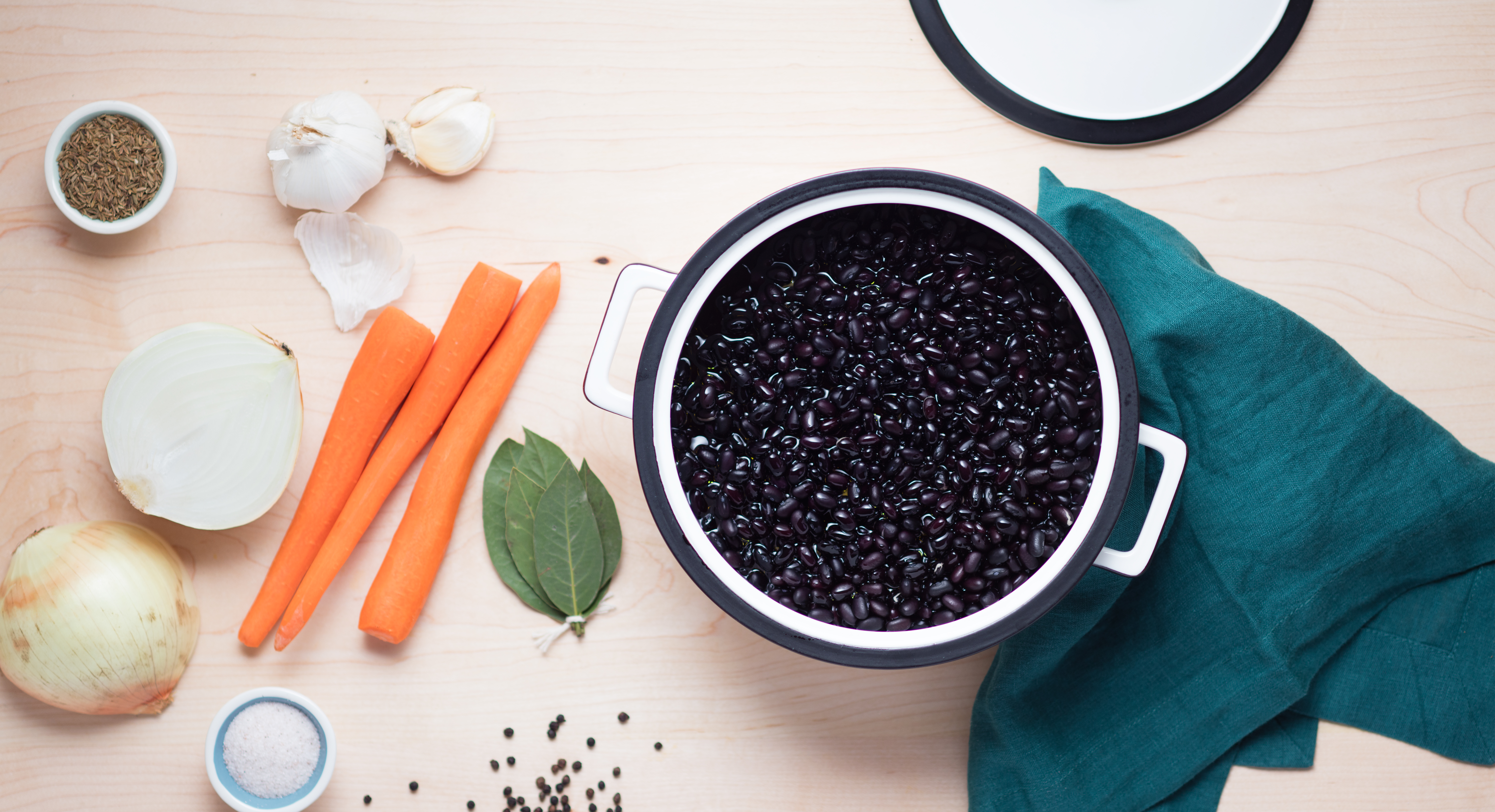 Kitchen Hack: To Soak or Not To Soak Dried Beans?