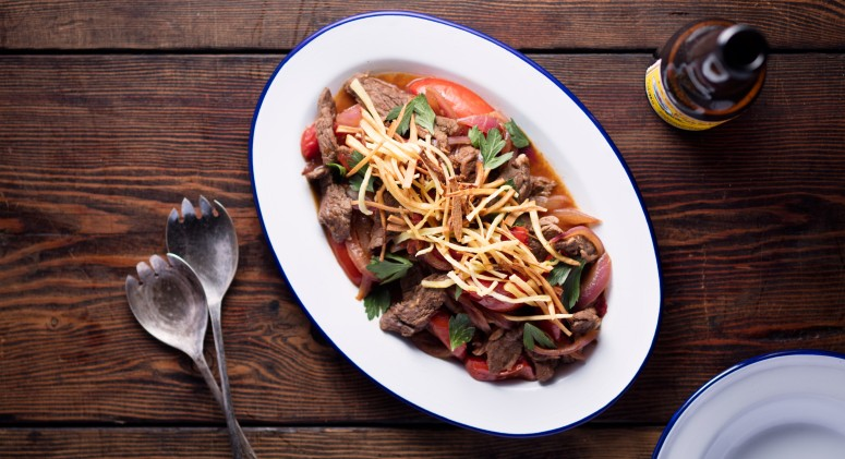 Satisfy Your Taste Buds With Lomo Saltado, A Hearty Peruvian Dish