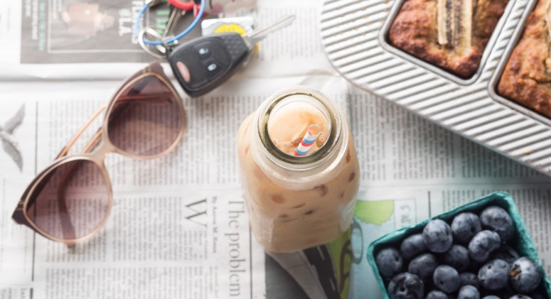 Whip Up This Instant Iced Coffee In 30 Seconds or Less