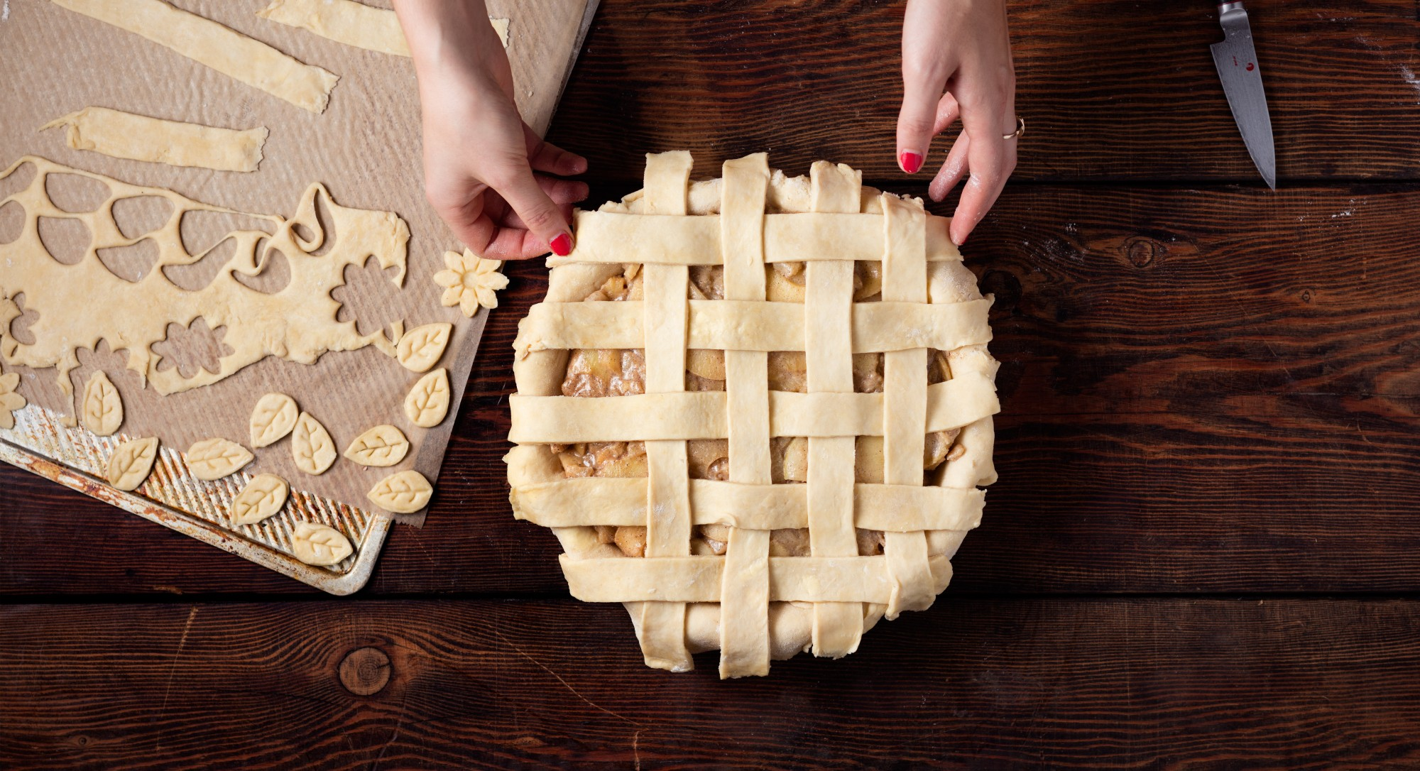 Kitchen Hack: Tips For Mastering That Perfect Flaky Pie Crust