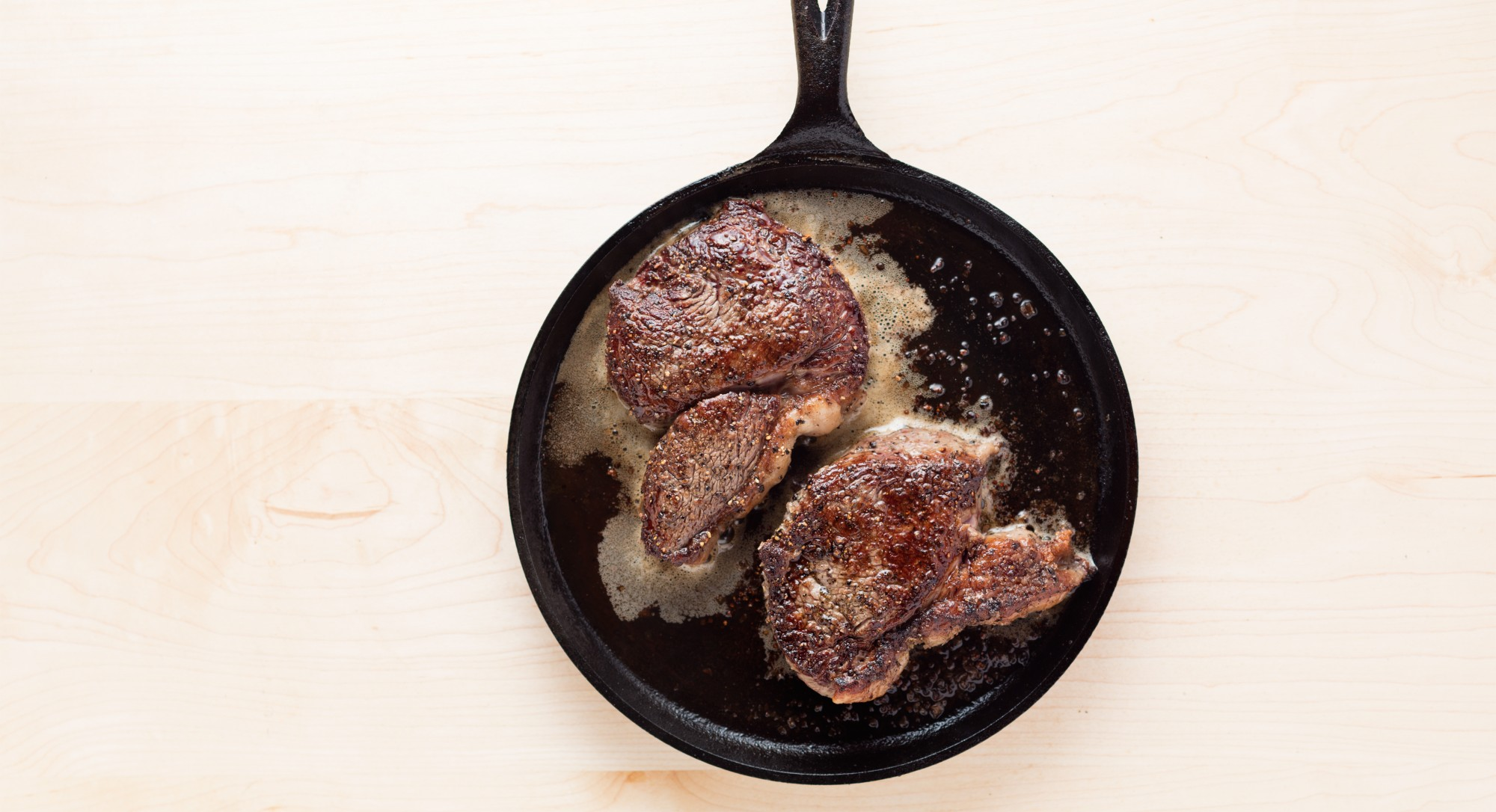 Kitchen Hack: How to Cook The Best Steak You've Ever Had