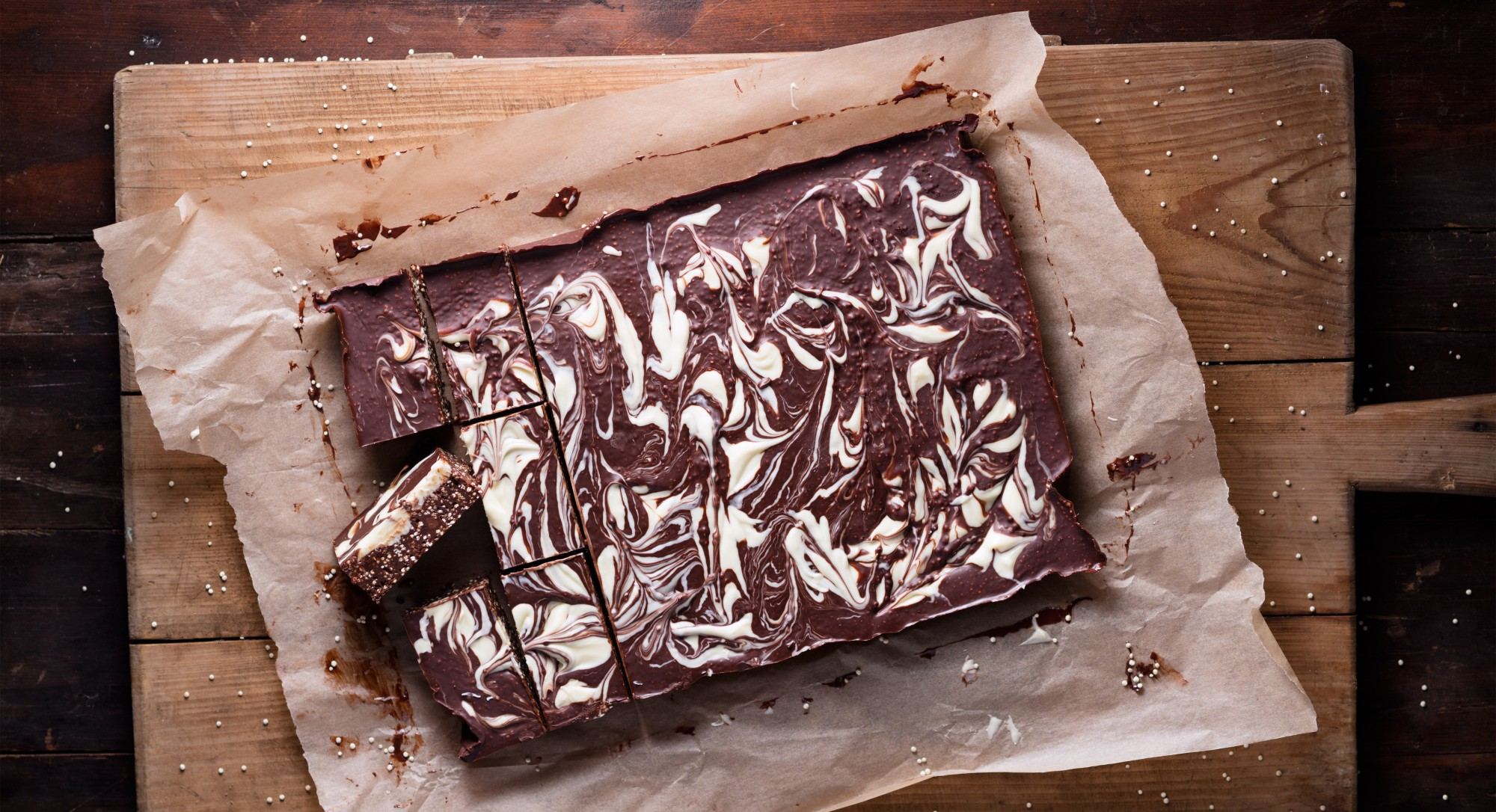 ICYMI: Simple Homemade Candy Bars and 10 Yoga Poses for Emotional Healing