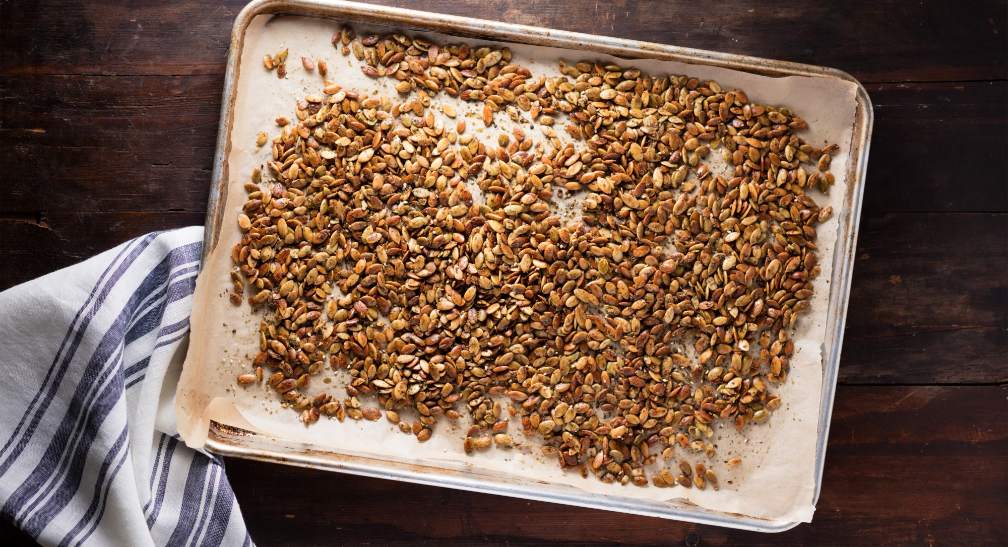 Amp Up Your Roasted Pumpkin Seeds With These Exciting Spice Blends