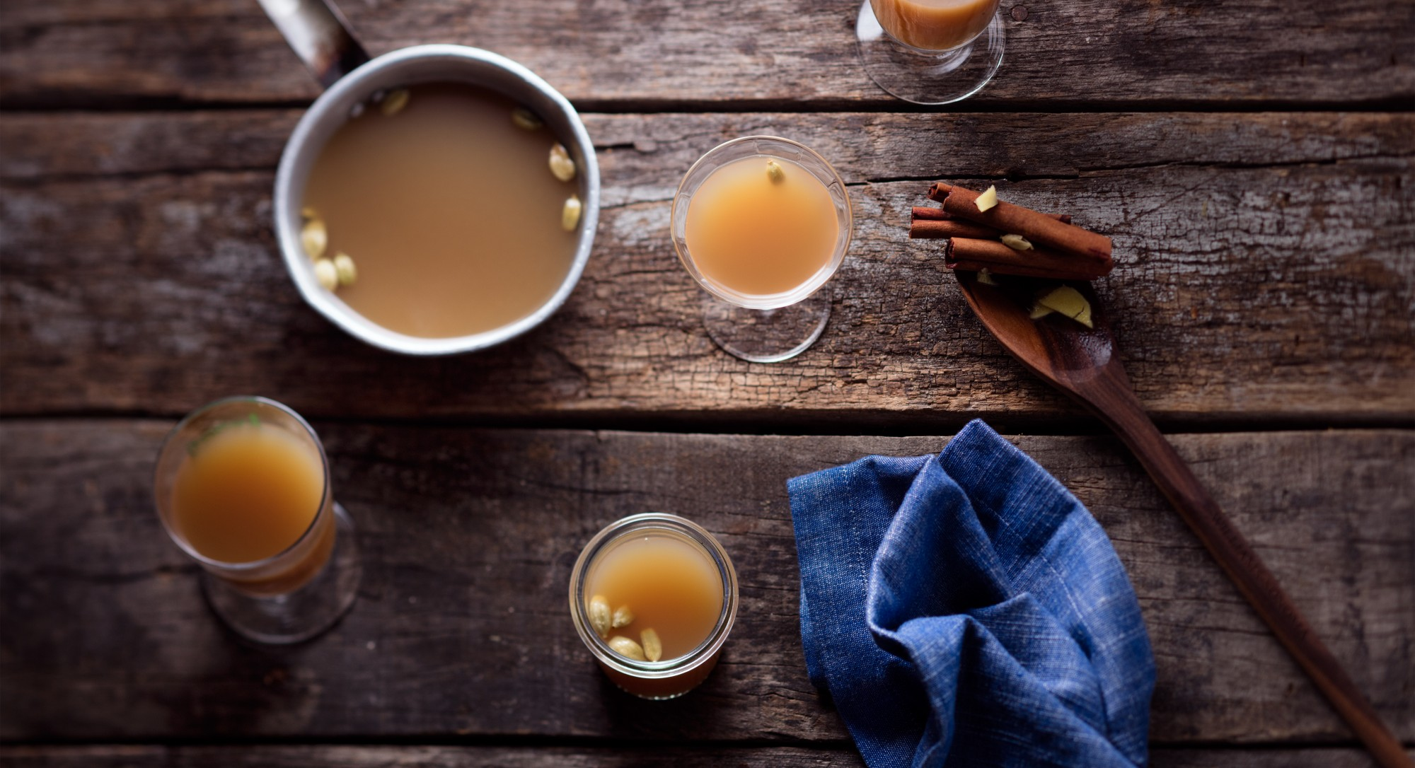 Move Over, Pumpkin Spice! Chai-Spiced Cider Is Our Favorite Fall Drink