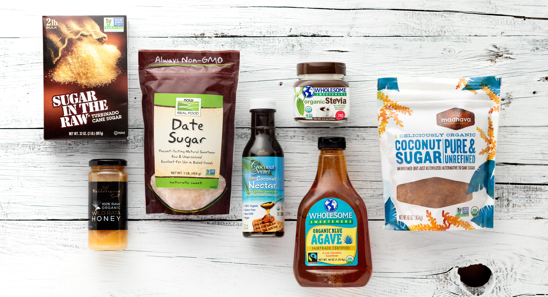 Are Sugar Alternatives Healthier? Here's a Breakdown