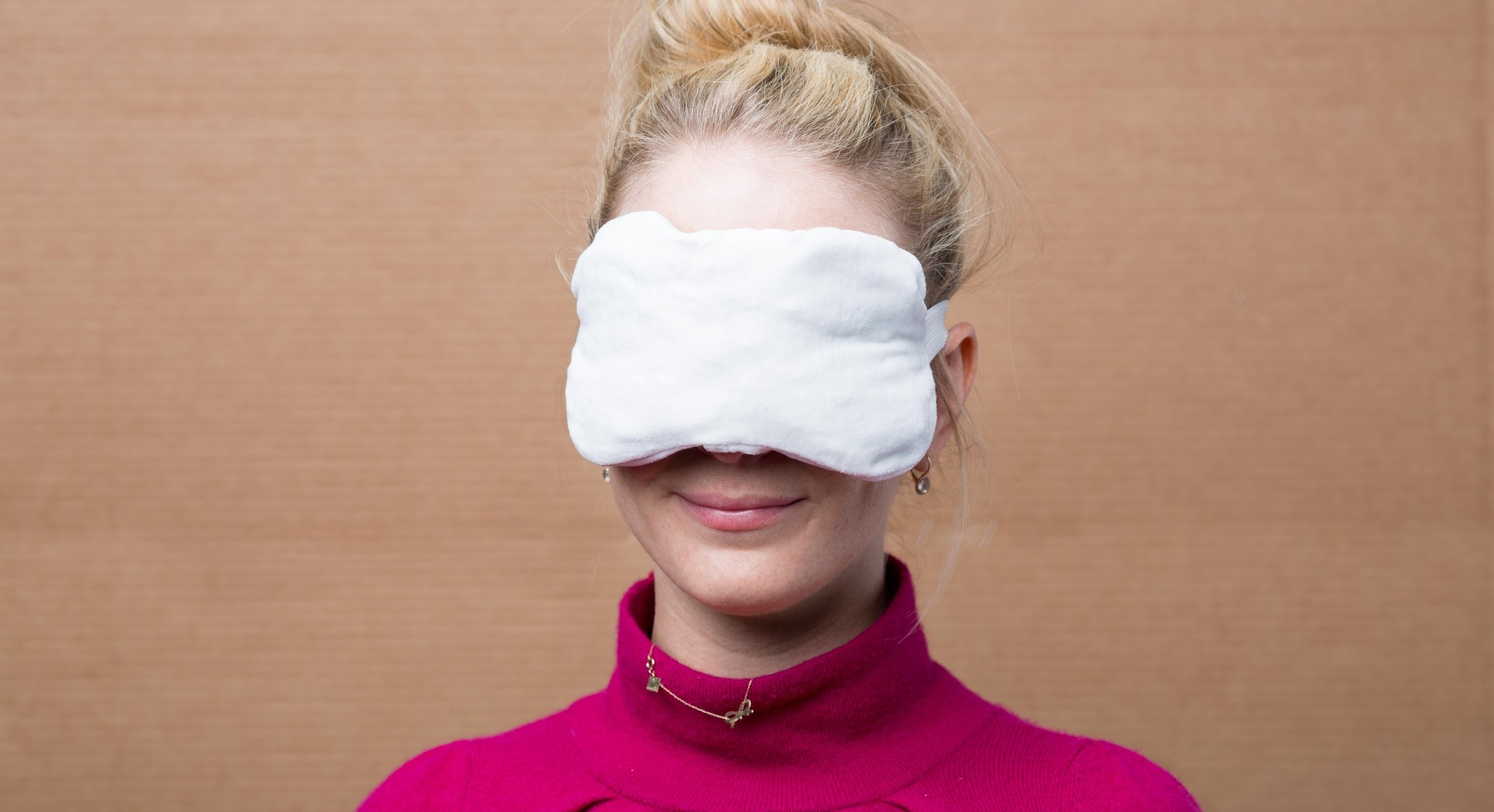 Healthy Obsession: An Eye Mask That Instantly Soothes a Pounding Head