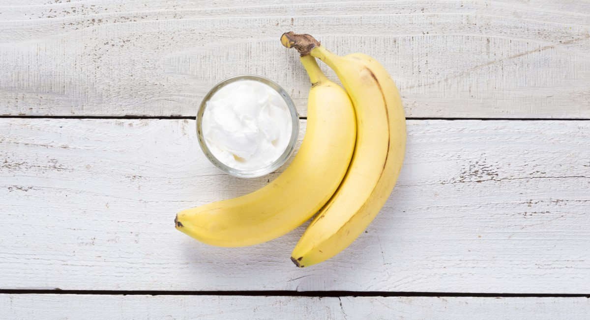 Bananas and Kefir