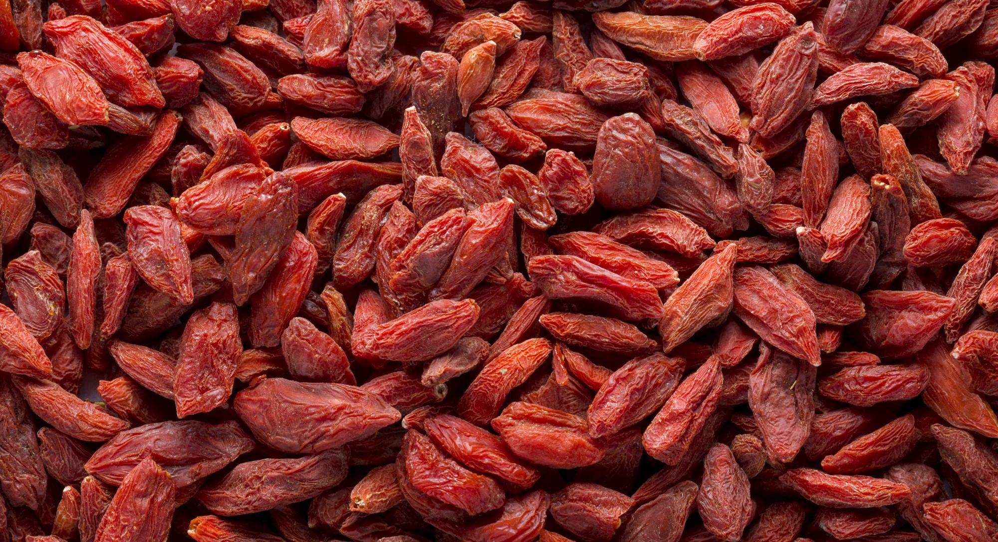 Ingredient of the Week: Believe It or Not, Tiny Goji Berries Are A Complete Protein