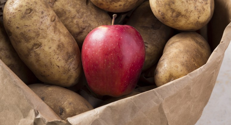 Tip of the Week: An Apple a Day Keeps Potatoes Fresh