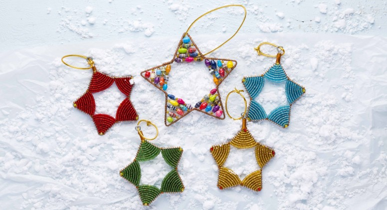 This Year, Decorate Your Tree With Handmade Ornaments That Save Lives
