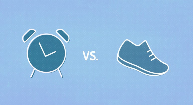 Which Is Better: Sleep or Exercise?