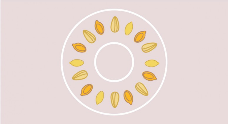 How Eating Seeds Can Help Solve Period Problems—And Boost Fertility