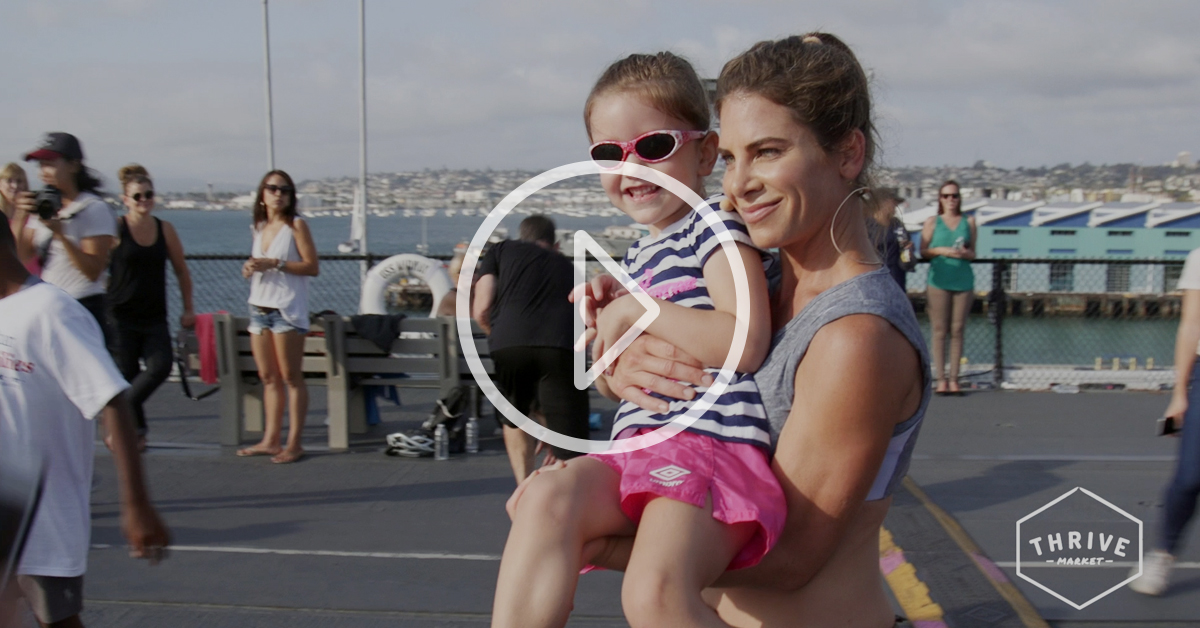 VIDEO: Jillian Michaels Takes Veterans and Military Families Back to Boot Camp