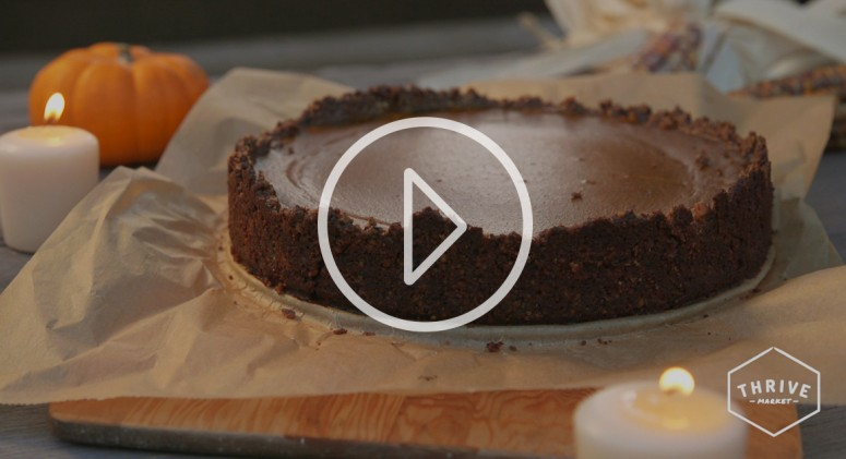VIDEO: How to Make the Ultimate Thanksgiving Pie in Just One Hour