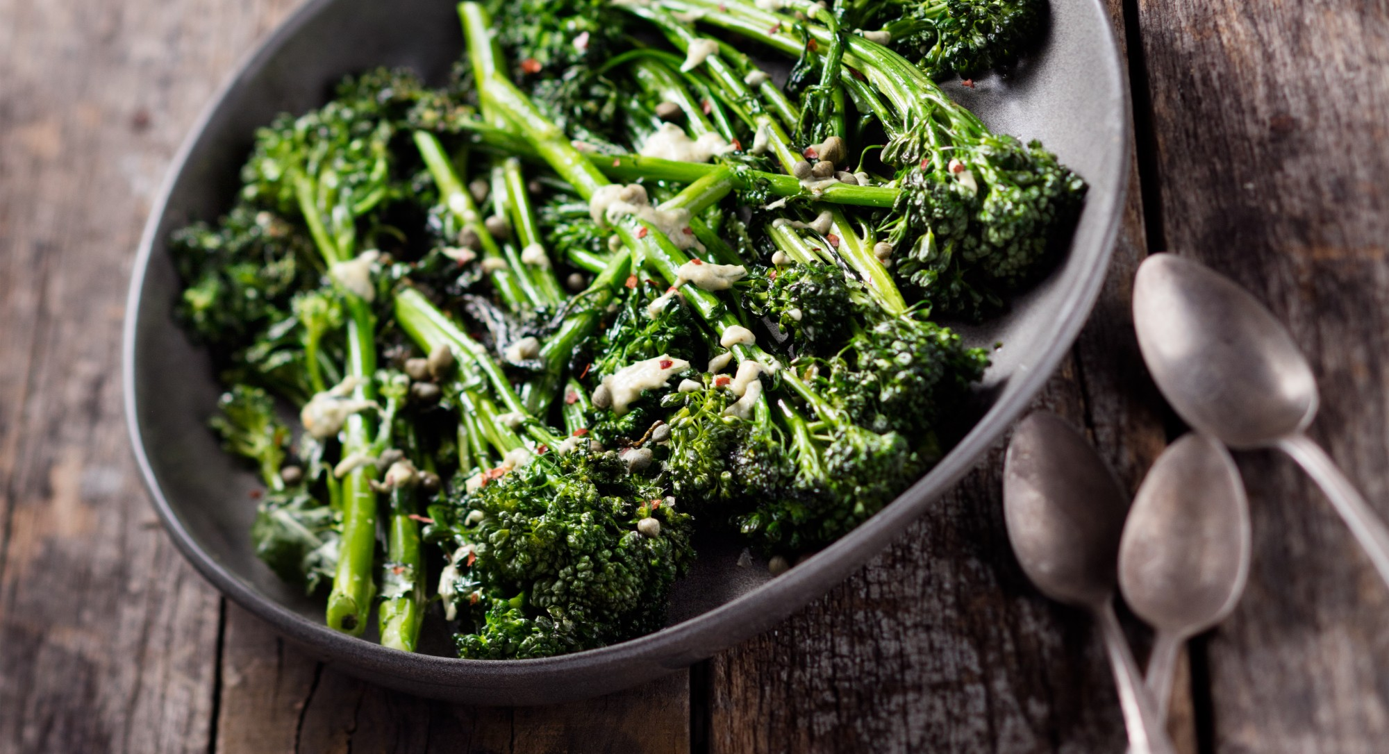 This Pan-Roasted Broccolini Recipe Delivers Big Flavors In Just 15 Minutes