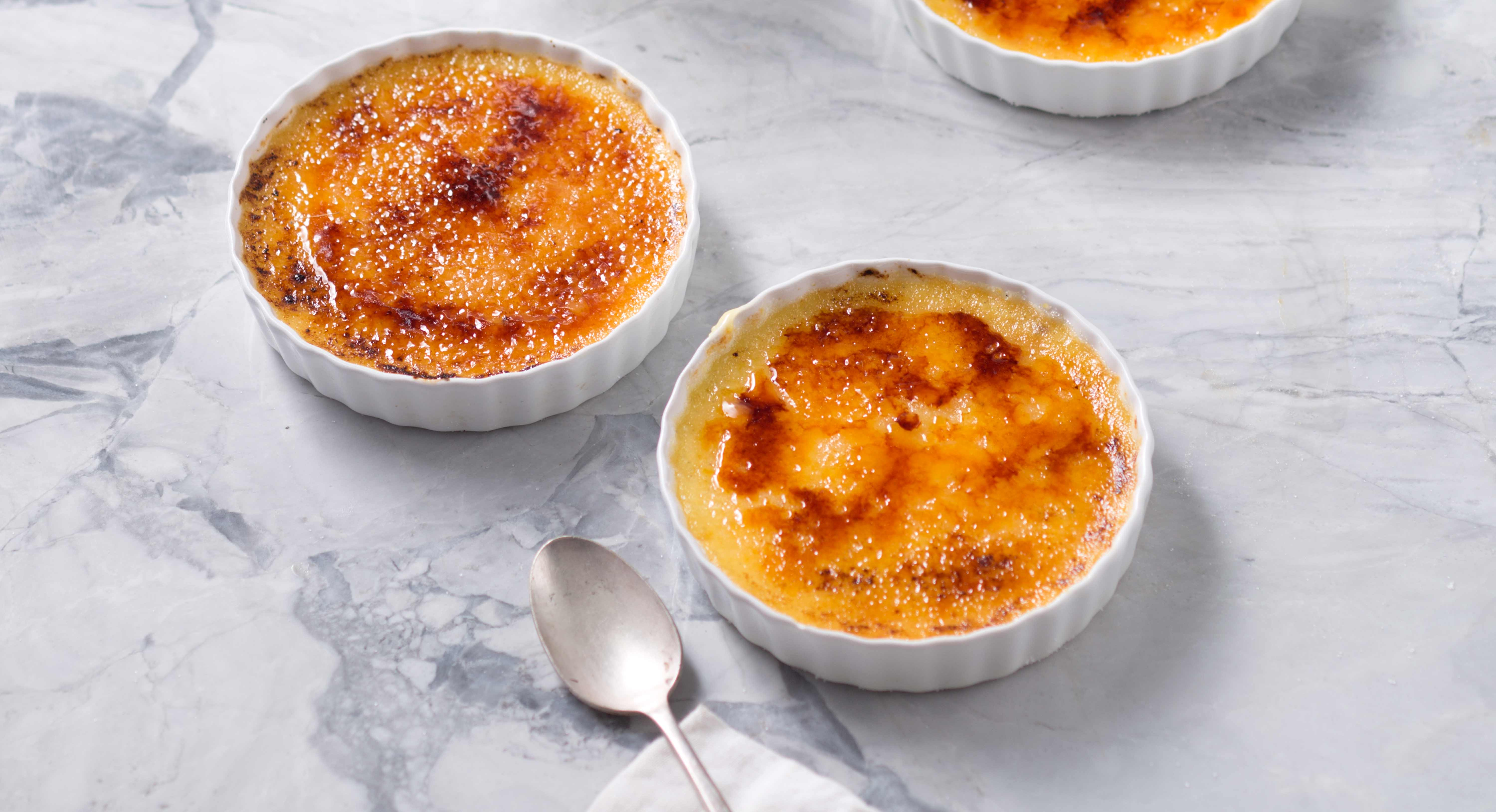 This Paleo-Friendly Coconut Creme Brulee Is the Dessert of Our Dreams