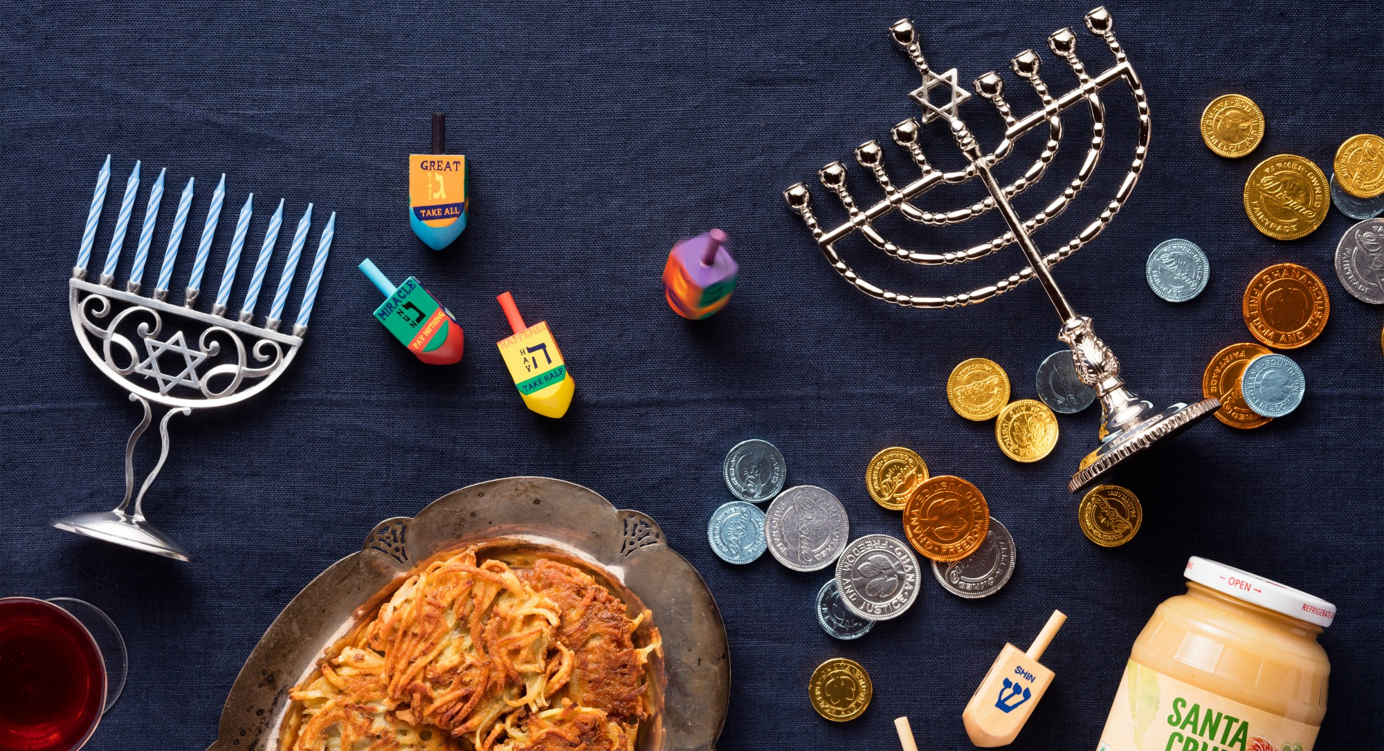 Thrive 5: Each Night of Hanukkah Done Right and Bright