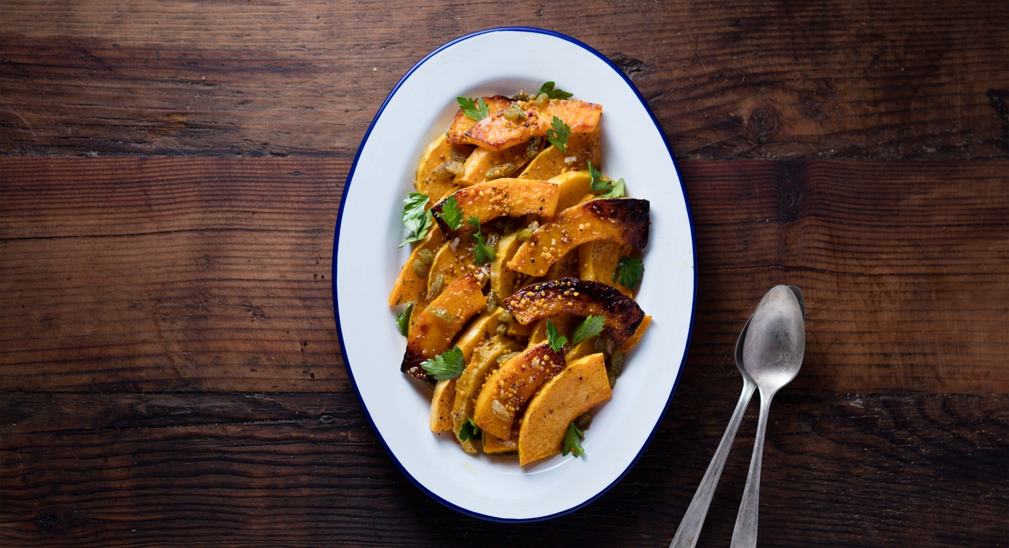 Upgrade Roasted Butternut Squash With This Surprising Superfood