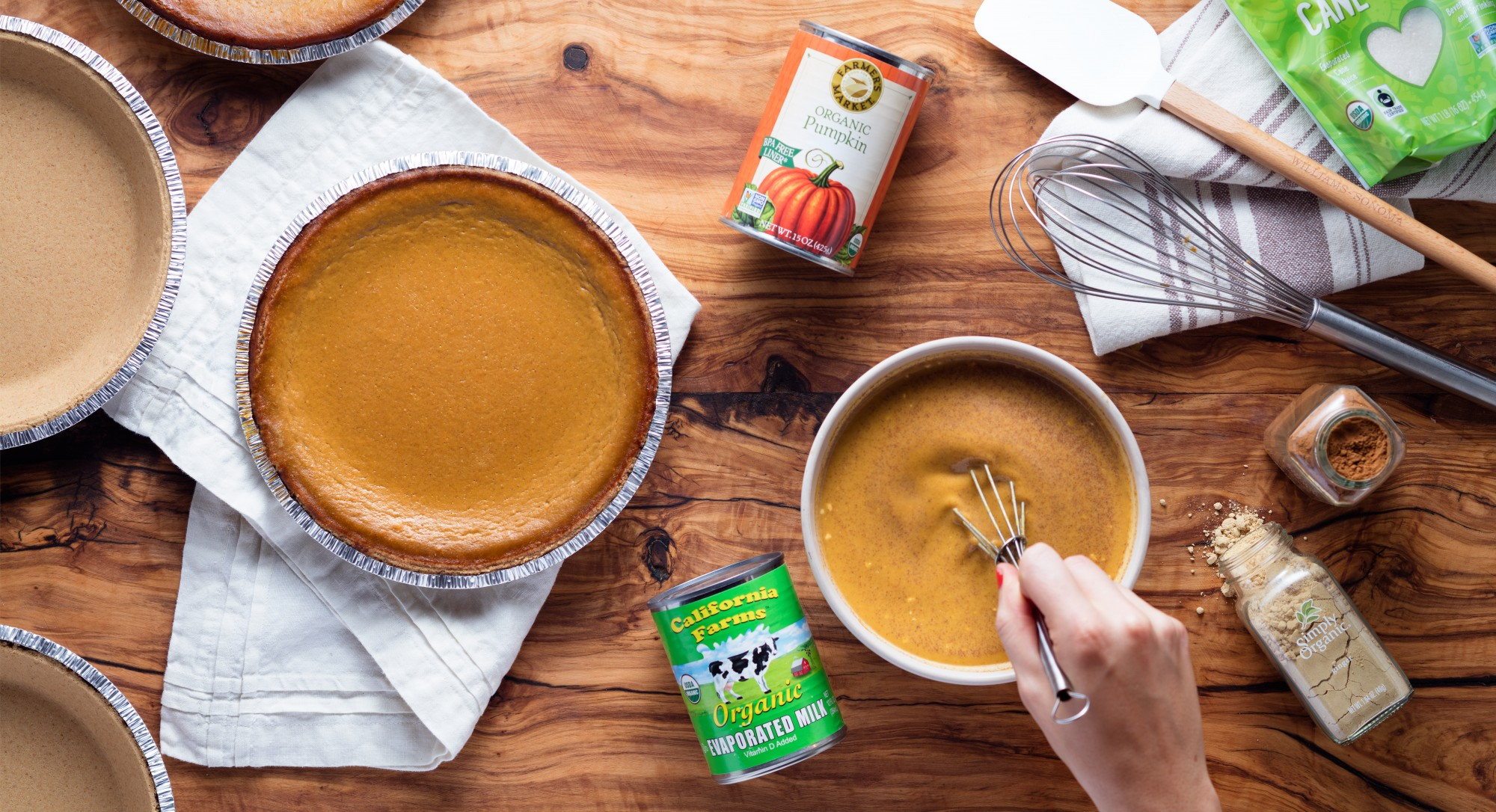 7 Pumpkin Spice Dessert Recipes to Make This Fall