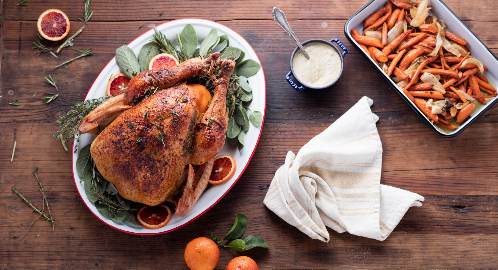 No Talkin' Turkey This Thanksgiving: 3 Tips for Keeping Table Talk Civil