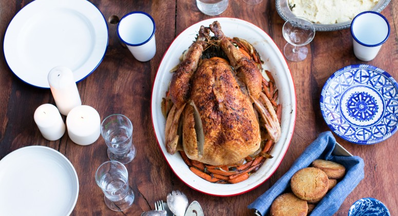 ICYMI: The Ultimate Thanksgiving Menu and a Killer 5-Minute Arm Workout