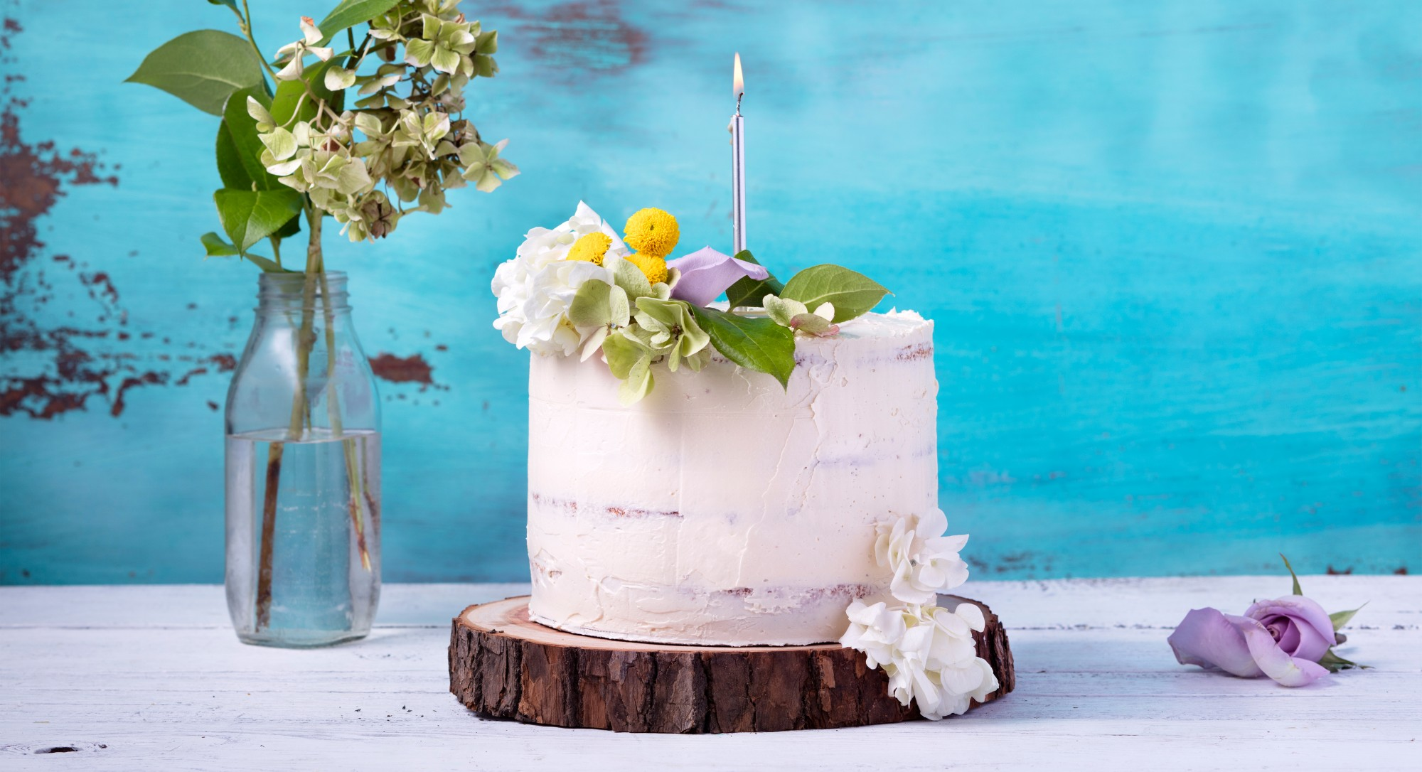 Our First Birthday w/ Gluten-Free Coconut Cake - Thrive Market
