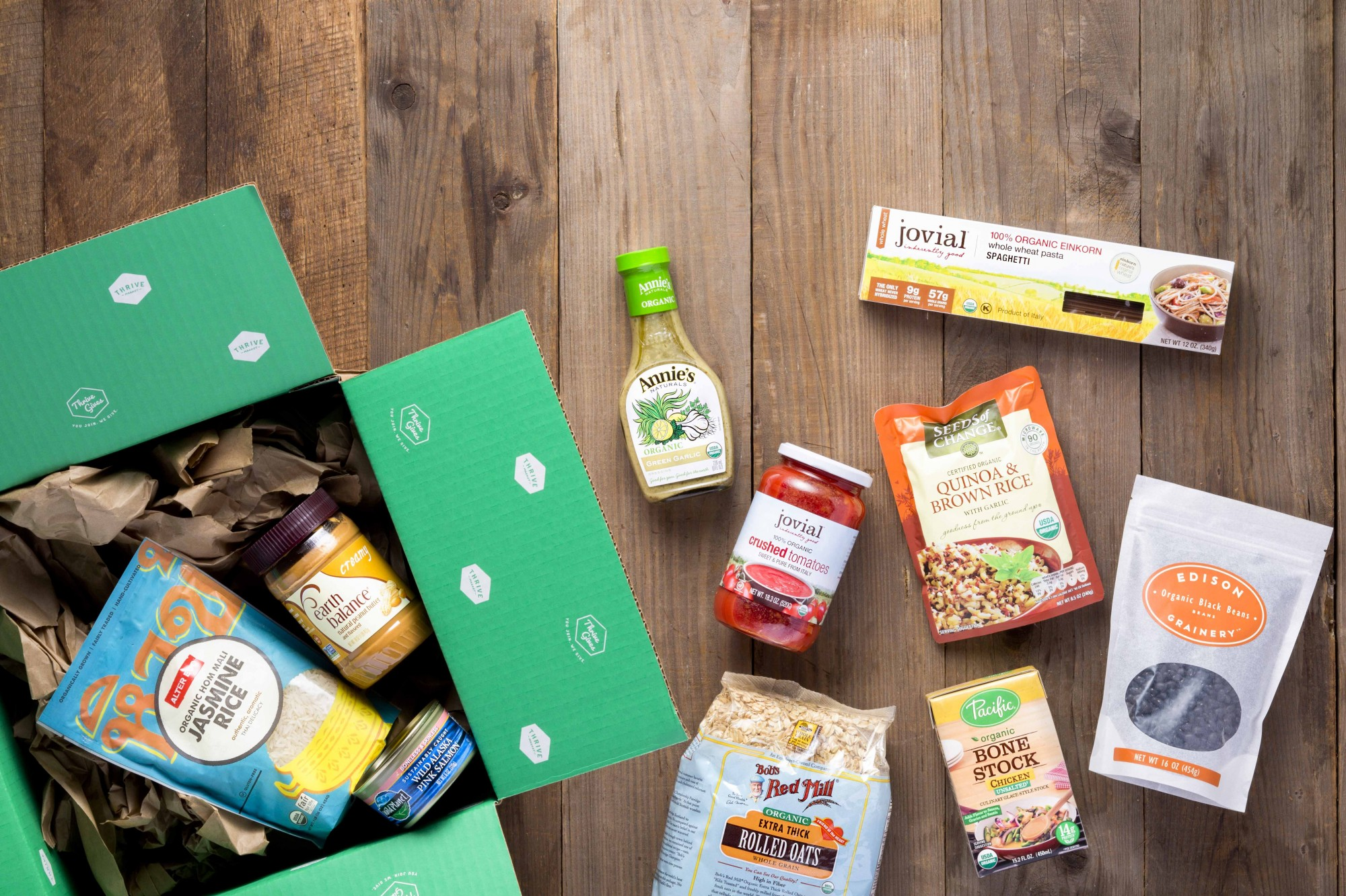 New To Thrive Market? Here's What You Should Order First
