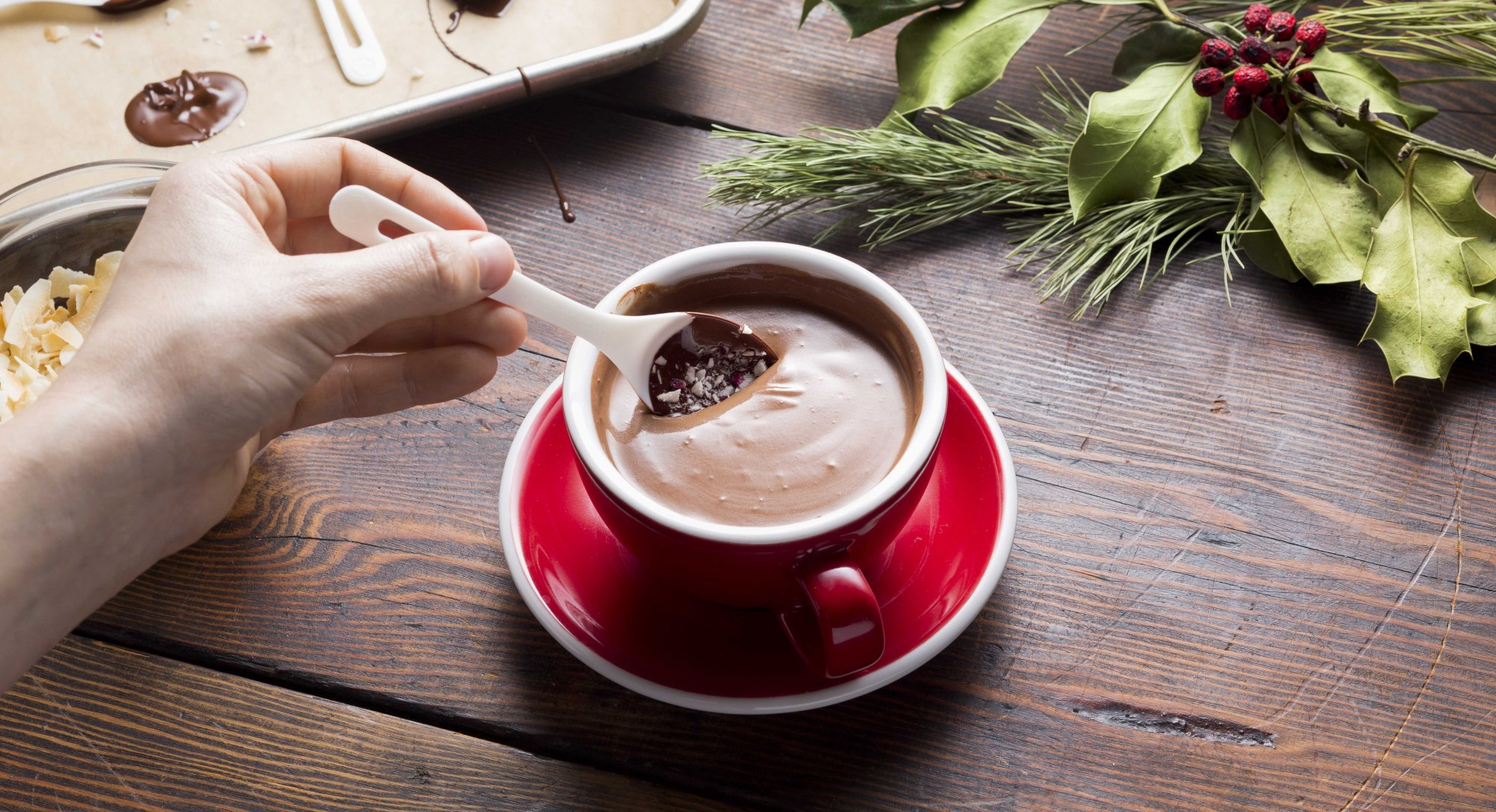 Easy Recipes for Warm Holiday Drinks