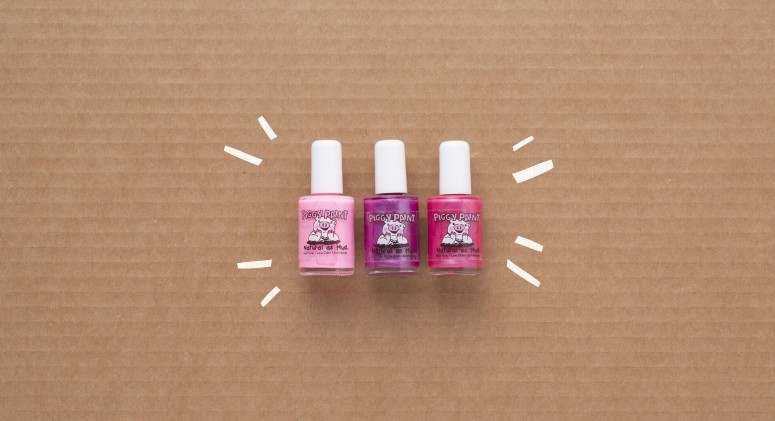 Healthy Obsession: Non-toxic, Cruelty-Free Nail Polish That's Safe for Kids