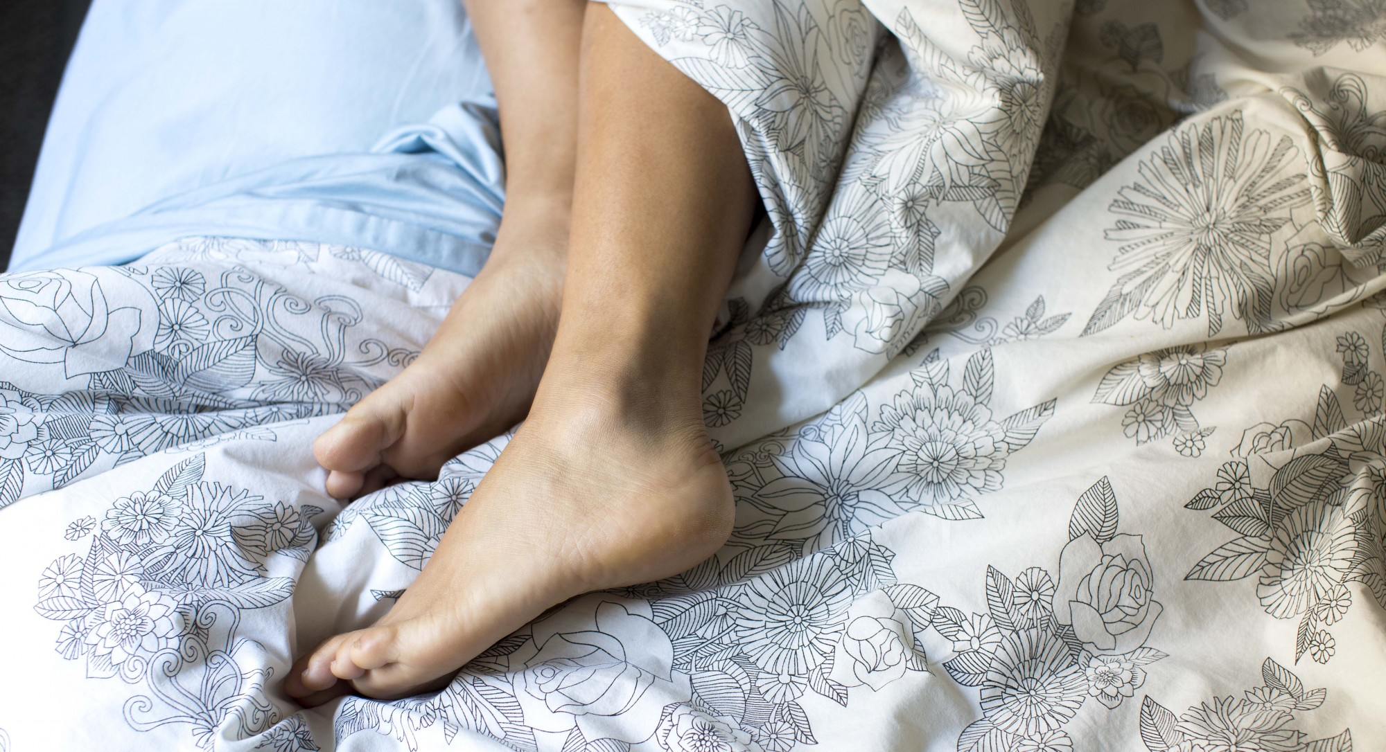 Take It All Off: Is Sleeping Naked Better for You?