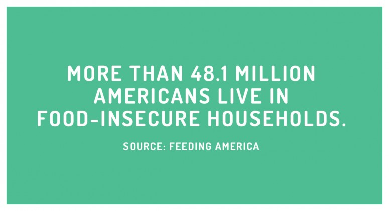 Staggering Statistic: How You Can Help Fight Hunger