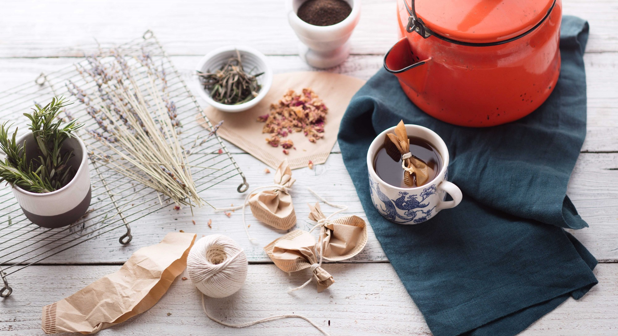 5 Diy Herbal Amp Floral Blends To Spice Up Your Tea Game