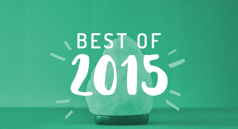 Thrive 5: Our Favorite Healthy Obsessions From 2015
