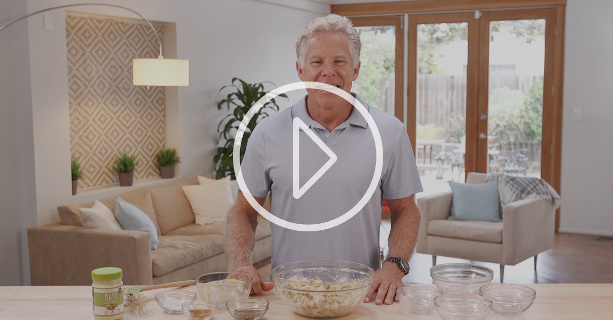 VIDEO: Bye Bye Boring Chicken Salad! Try Mark Sisson's Curry Paleo Version
