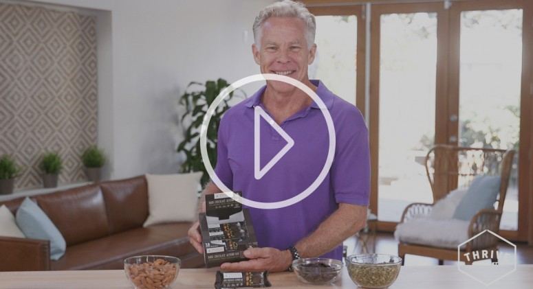 VIDEO:  Get Your Daily Dose of an Essential Protein … From a Chocolate Bar