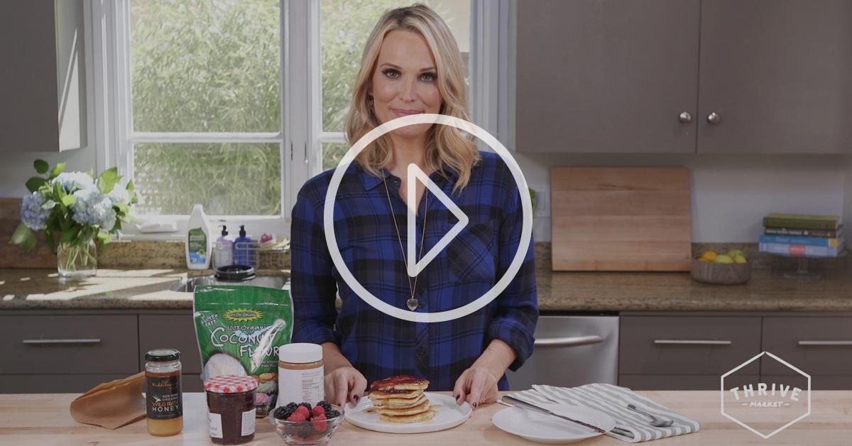 VIDEO: An Easy, Healthy, Make-Ahead Breakfast Sandwich Kids Will Love