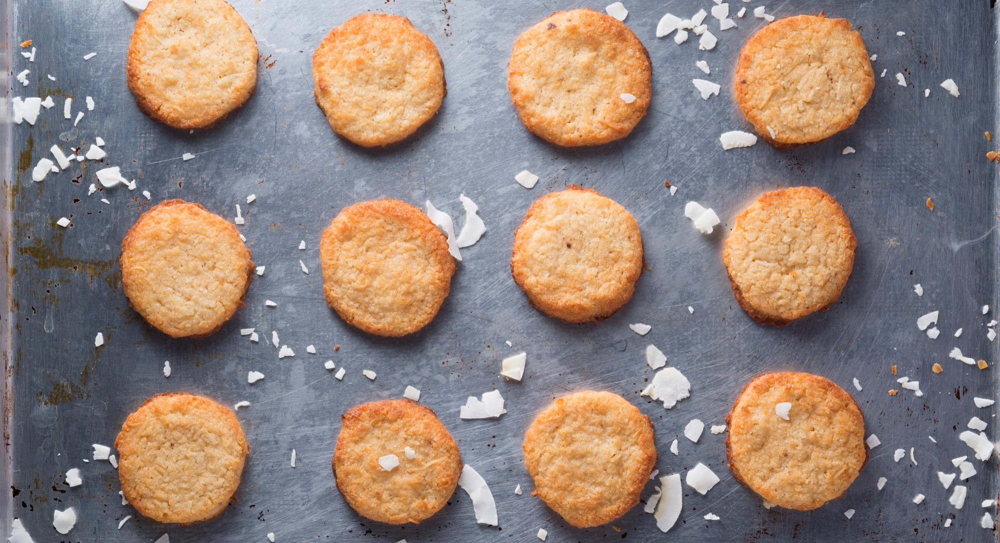 Crushing on Coconut? This Is the Cookie for You