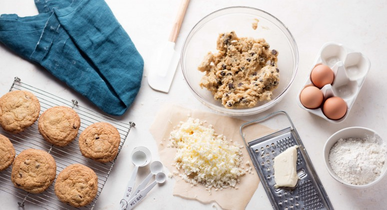 Tip of the Week: Why Pro Bakers Always Freeze the Butter